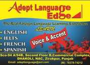 The real foreign language learning experience