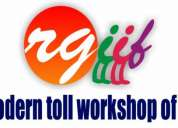Rgiif, a modern toll workshop of film