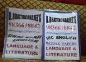 Available   d. bhattacharjee's  9836618842  isc cbse icse english  language  literature