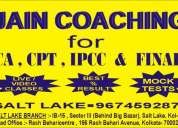 Jain coaching for ca - cpt, ipcc & final