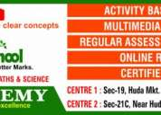Second school , smart tuitions ,maths and science iv to xii