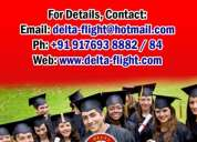Bachelors degree in aviation (bsc. aviation)