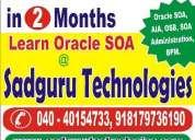 Soa training in hyderabad@sadguru technologies