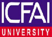 Cfa  admision is open for this month  icfai university