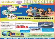 Mbbs and marine in philippines and get job placement