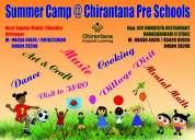 Chirantana preschool summer camp - banashankari 2nd stage and girinager, bangalore