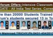 Gate  exams training