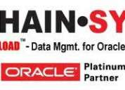 Accounts & finance executive for oracle erp functional consultant role (immediate)