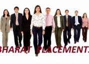 Operations managers/executives in top banks/mnc's across india bharatfinserv@gmail.com
