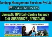 Pune openings huge telecaller vacancy in big companies @ 9175301418:: - pune