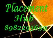 Female telecaller call placementhub 8982293699