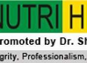 Urgent requirment for sr. nutritionist