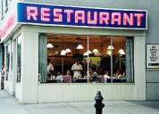 Manager required for restaurant