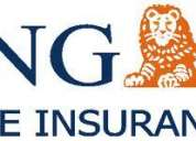 Part time job as a insurance agent in