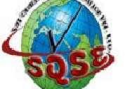 Sqse pvt.ltd. iso certification in raipur & bhilai