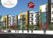 1055 sq-ft flat for sale at hsr extension,kudlu