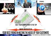 Profesional website design @ affordable cost.