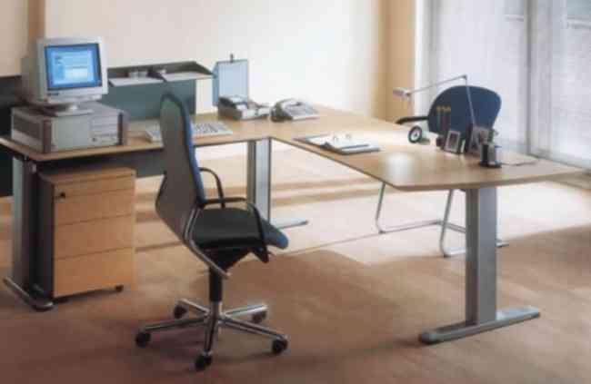 Modular office furniture in Bangalore BPCI