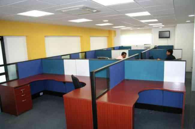 Modular workstations in Bangalore BPCI