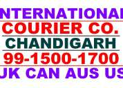 Call 99-1500-1700 send cosmatics items courier chandigarh to u.k canada usa australia