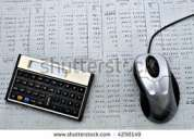 Manual financial accounting based on skills