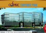 Cosmic corporate park resale | 9312276061,9718337727 | cosmic corporate park resale dealer