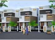 Affordable new house for sale in a gated community- trichy