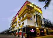 Top 3 star hotels in bangalore.
