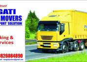New gati packers & movers jabalpur madhya pradesh