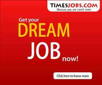 GET YOUR DREAM JOB NOW !