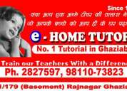 Home tutors noida