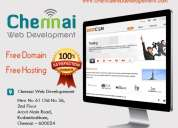 Website design in chennai - just rs 10000