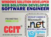 Become software engineer after bca or b.sc (it) contact 9878100815