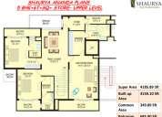 5bhk flat for sale in shaurya ananda at mohali