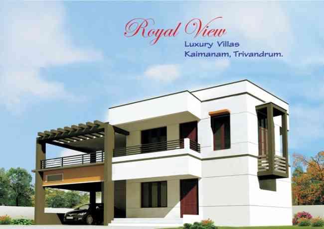 Villas Near Kaimanam Trivandrum