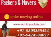Manish packers and movers / top packers and movers