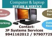 Computer repair services avadi chennai 9790772546