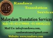 09212799949 accurate malayalam translation service in mumbai pune