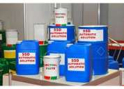 Ssd chemical and activation powder for cleaning black currency 08800986674