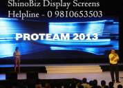 Truck mounted mobile van p10 outdoor, indoor  p4 p6 led screen,  led curtain rental india