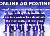 Data entry ad publishing captcha entry pms offers work from home and earn