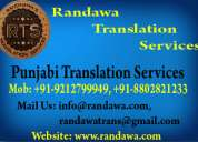 01204566983 punjabi translation service in punjab delhi