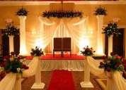 Wedding planner , event management , marriage decoration.
