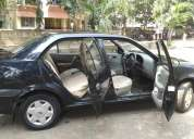 Ford ikon flair 1.3 petrol single owner..mh .12 ....2005 ..at cheap price . rs.99000/-only