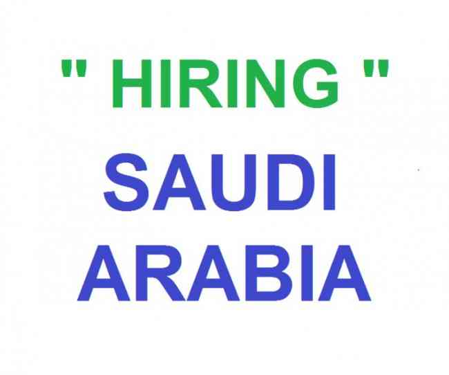 Saudi Arabia Recruitment at Kurnool