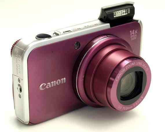 Canon PowerShot SX210 IS 14X optical zoom Pocket camera