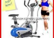 Gym equipments available @ allyson fitness (german)