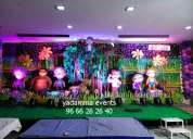 Birthday decorations call 9666262640