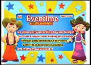 Eventime entartainment spl.4.birthday party.9890372116