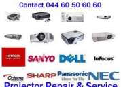 Projector service zun info solutions 9962320409